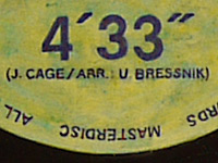 SSR 100 - 4:33  |  Detail Label