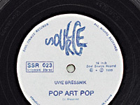 Pop Art Pop  |  Detail Label